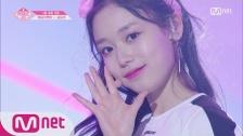 PRODUCE48、グループバトル個人ファンカム公開「Like OOH-AHH」(後藤萌咲・内木志ほか)
