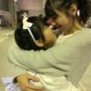一生懸命、練習している奈子を愛でる松岡なっちゃんwwwwwwwwww