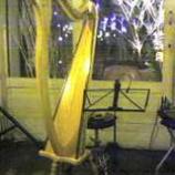 『今日はカフェ・シバケンでクリスマスコンサートです』の画像