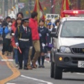2013年 第45回相模女子大学相生祭 その1(市中パレードの1)