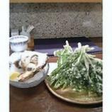 『明日葉の天ぷら』の画像