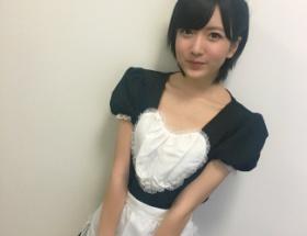 NMB48須藤凜々花のメイドコスプレが可愛すぎる件www
