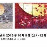『<12月まで>椎橋和子の展覧会』の画像