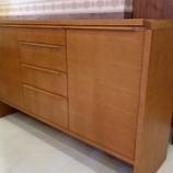 『【北欧テイスト・日進木工の家具2013】日進木工のナチュラルブラウンシリーズのサイドボード・NBL-494』の画像