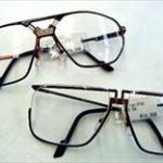 昔のメガネ屋「¥39,800」になります。