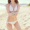 NGT48西潟茉莉奈、オトナな水着ショットに挑戦 「いろんな私を楽しんでもらえたらいいな」