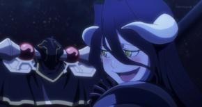 【オーバーロード】第4話 感想 敵がテラ小者!モモンガちゃん、名前変えるな!