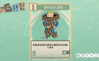 Fallout 76:Bandolier(Strength)
