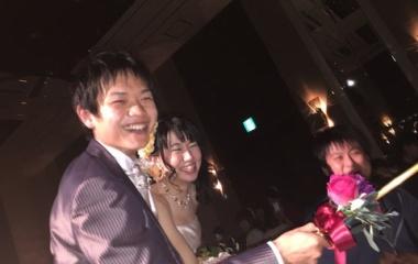 『祝!松田選手結婚!!』の画像