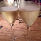 『友人も大喜びしてくれた@シャンパン&醤油バー フルートフルート』の画像