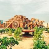 『【ご報告】インドに行ってきました。ハイデラバードは夢の街だった…!』の画像