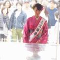 第58回鎌倉まつり2016 その8(ミス鎌倉お披露め・ミス鎌倉2016(林梨花))