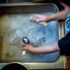 【300均】食器洗い用にシリコンブラシ使ってみた