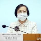 『【香港最新情報】「中国本土でワクチン接種の香港市民、ワクチンコード検討」』の画像