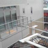 『戸田市戸田公園駅前行政センター、6月30日オープンに向けてデッキ接続工事中 #todacity』の画像