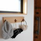【コラム】お掃除嫌いでも玄関のキレイが続く「浮かせる収納」マスクも浮かす!