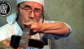 【日本刀】    これは美しい物語だ・・・。  数少ない 日本刀の鍛冶職人の 生き様にほれぼれ。   海外の反応