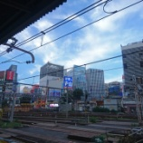 『[写真] 新宿~上野 (Xperia Z5p)』の画像