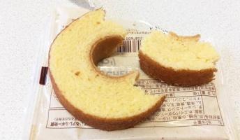潔癖症はこのパンの置き方が気に入らないらしい