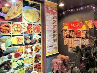 》昭和のインド料理遺産《 かの赤坂「THE TAJ(ザ・タージ)」のDNAが仙台で伝承~「TAJ2」