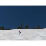 『好天の3日間。滑りの進化もはっきりと。コブ中級3期終了。』の画像