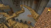 地下鉱山都市に畑と牧場などを作る
