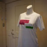 『ottod'Ame(オットダム)テキストプリントTシャツ』の画像