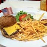 『こういうアメリカのハンバーガーセット食べたいんだけど』の画像