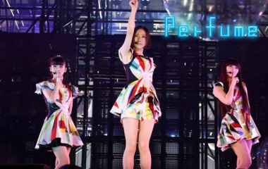 『Perfume 4th Tour in DOME 「LEVEL3」 LIVEレポ 1/3』の画像