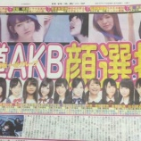 『【乃木坂46】『坂道AKB』で齋藤飛鳥と堀未央奈が今後乃木坂のツートップになることが確定したな・・・』の画像