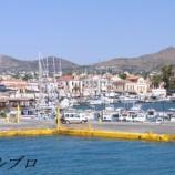 『ギリシャ アテネ旅行記7 エーゲ海1日クルーズツアー、ピスタチオが名産のエギナ島』の画像