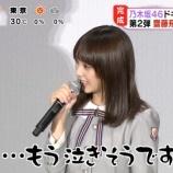 『与田ちゃんが泣きそうな場面も…『めざましテレビ』ドキュメンタリー映画上映会の模様がオンエア!!!』の画像