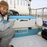 『2月17日 釣果 スロージギング』の画像