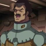 『【ガンダム THE ORIGIN】ランバ・ラルは普通なら敵前逃亡で銃殺だろ』の画像