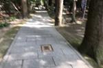 50年以上前のモノ!交野町だった頃の水道消火栓が星田妙見宮境内にはまだある!【交野レガシー見つけた】