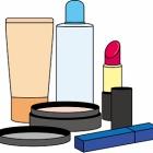 『化粧品を変えたら』の画像