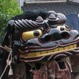 『【小木・宿根木】大獅子・鬼太鼓・今年はちとちんとんも!』の画像