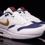 "『USで発売中 Nike Air Max 1 Essential ""Olympic""』の画像"