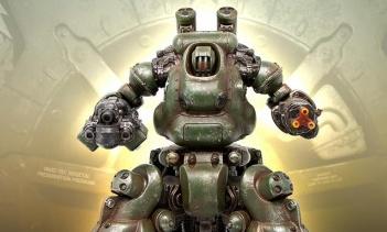 アニヒレーター・セントリーボットMk.IIのスタチューが発売!