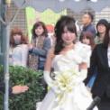 ミス&ミスター東大コンテスト2011 その15(大石彩佳・ウェディングドレス)の1