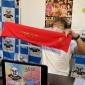 本日1本目は #逗子プロレス祭り2020 開催前に田中稔選手...