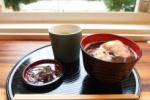 お山の喫茶店『そらふうたん』のぜんざいが優しく甘い!~駅激近っ!京阪私市駅徒歩30秒のところにあるカフェです~