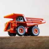 『ズッシリ重い!トミカのダンプカー』の画像