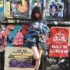 大人気モデルの加藤玲奈さん、ロンドンで雑誌sweetの撮影!美しすぎると話題に