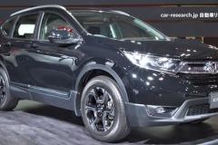 ホンダ新型「CR-V」主力グレードは350~400万円台