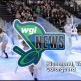 『【WGI】ガード大会ハイライト! 2020年ウィンターガード・インターナショナル『バージニア州リッチモンド』大会抜粋動画です!』の画像