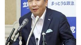【炎上】立憲枝野の脱法ツイート、NHKも報じて大問題に発展wwwww