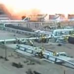 【動画】インド、製油所が大爆発!その瞬間、黒煙と炎がもの凄い勢いで地を這う! [海外]