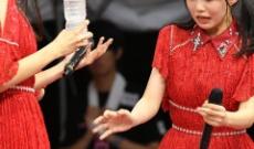 【乃木坂46】矢久保美緒さん、TIFの舞台上で「あっ」
