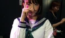 宮脇咲良が乃木坂46『制服のマネキン』披露!【AKB48グループ同時開催コンサートin横浜】